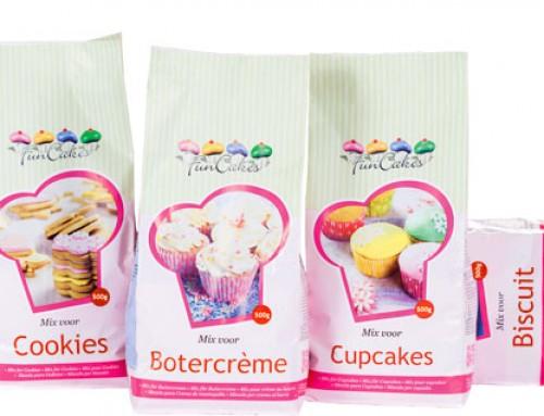 Funcakes verpakkingslijn
