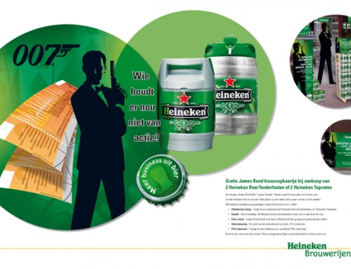Heineken B-2-B advertenties
