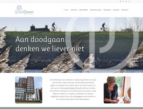 IJsseloever website