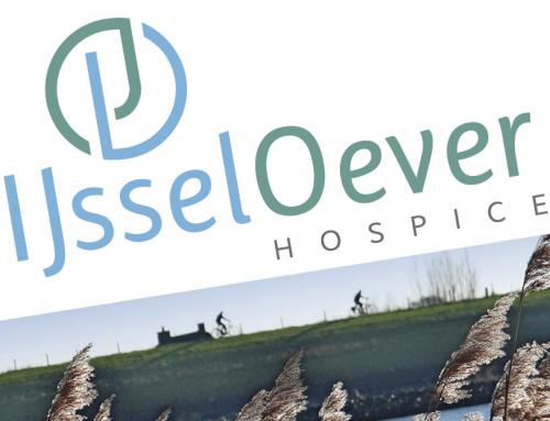 IJsselOever logo | huisstijl